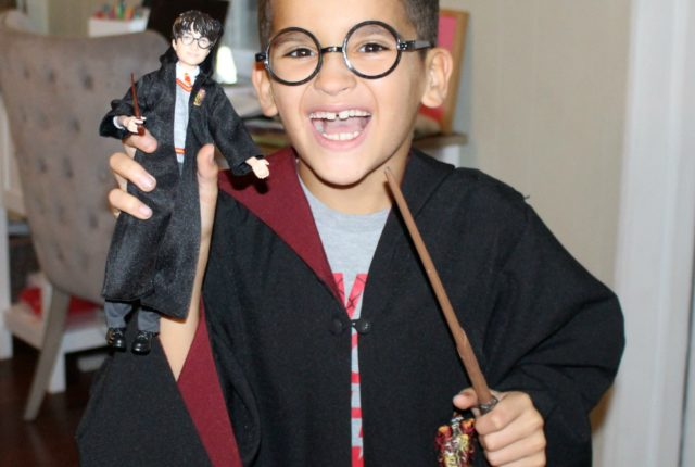 harry potter dolls colection