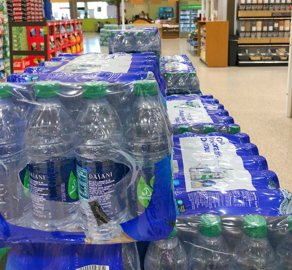 dasani water publix coupon