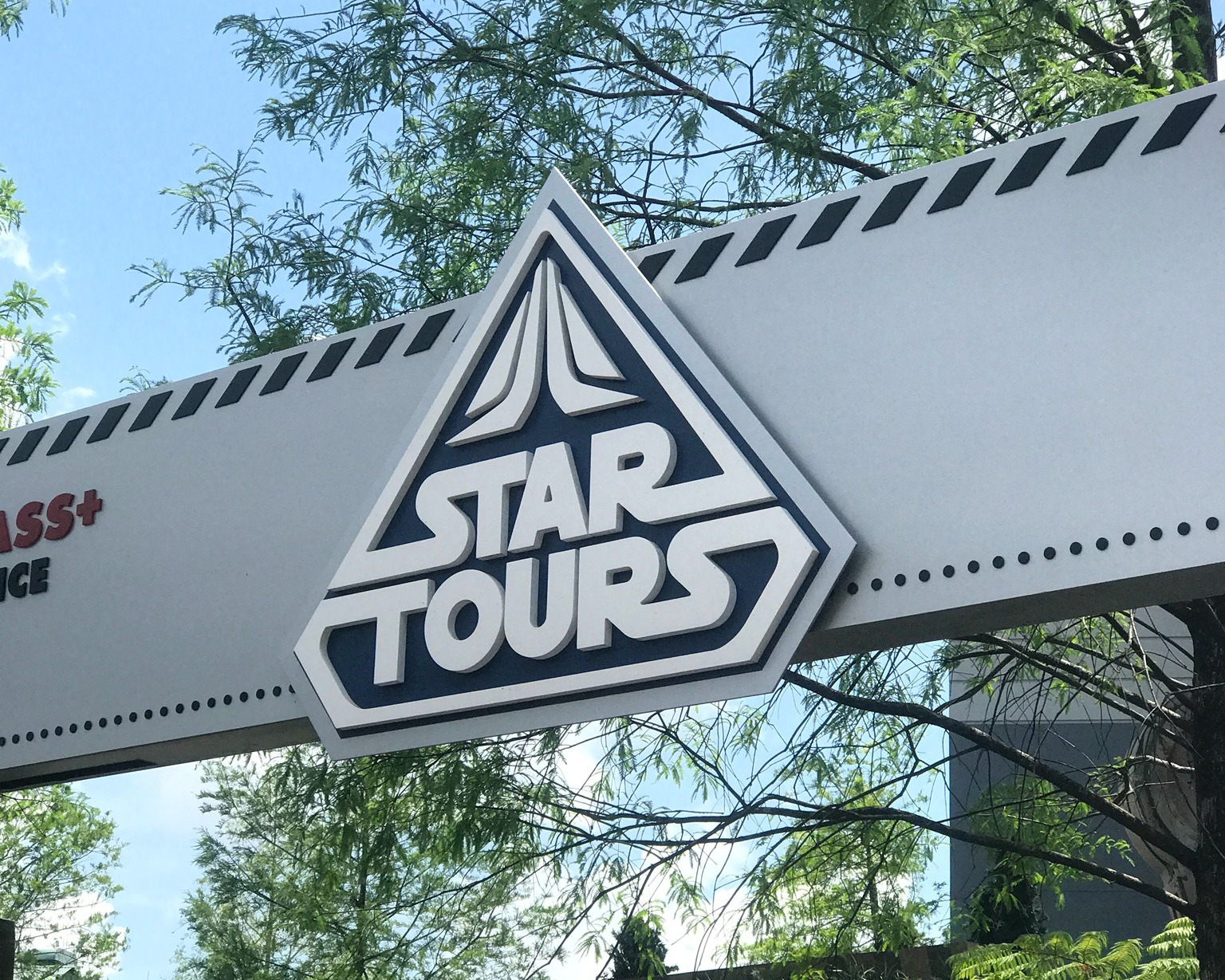 Star Wars Ride at Disney World Star Tours