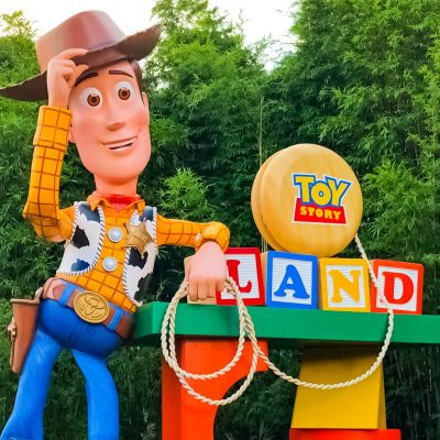 Toy story land orlando hollywood studios
