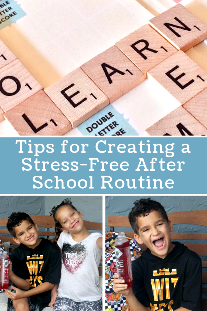 After School Tips Routine