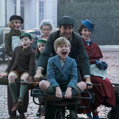 Mary Poppins Returns December