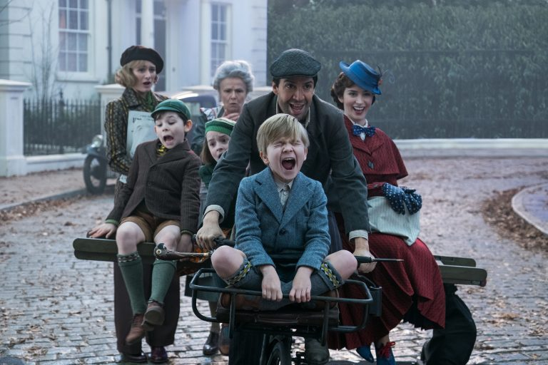 Mary Poppins Returns [A new Trailer, Poster, and Photos]