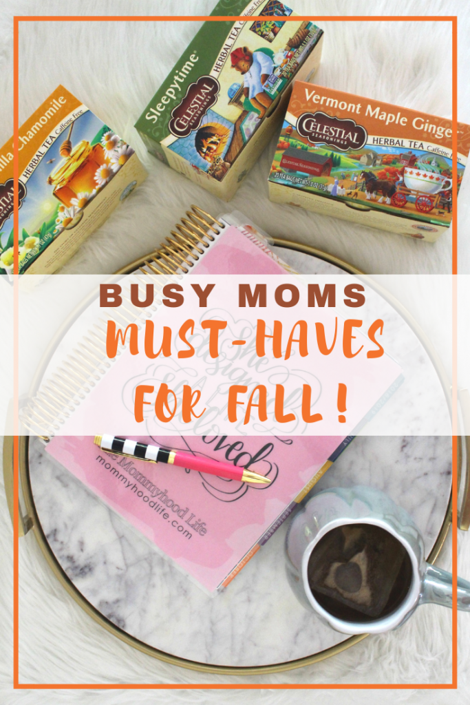 Fall Must Haves for Busy Moms