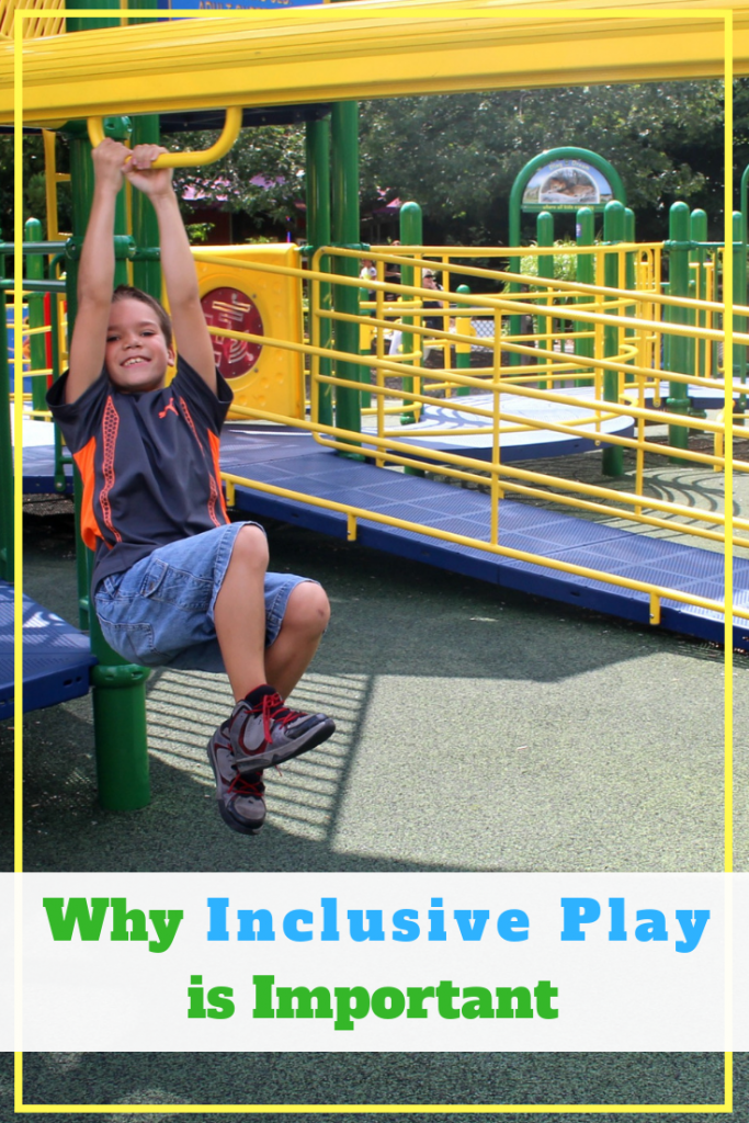 Inclusive Playground Structure