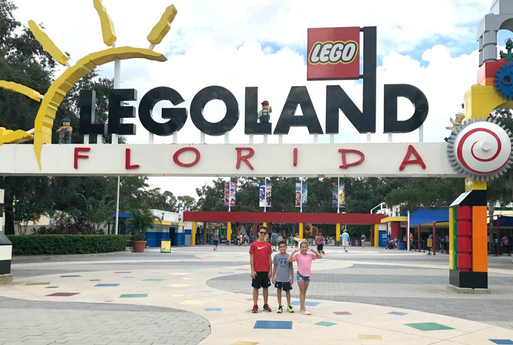LEGOLAND Florida Brick or Treat Event