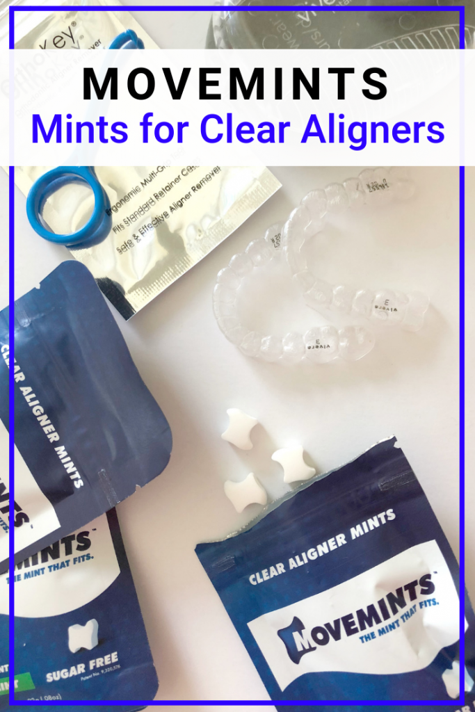 Mints for Clear Aligners