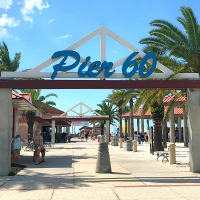 Pier 60 on Clearwater Beach