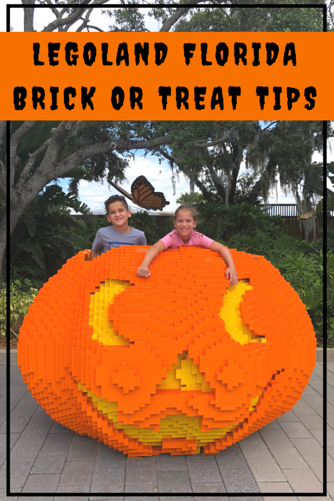 LEGOLAND Florida Brick or Treat Tips for attending