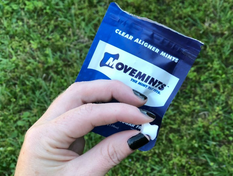 Why I Love Movemints Clear Aligner Mints and an Amazon Gift Card Giveaway!