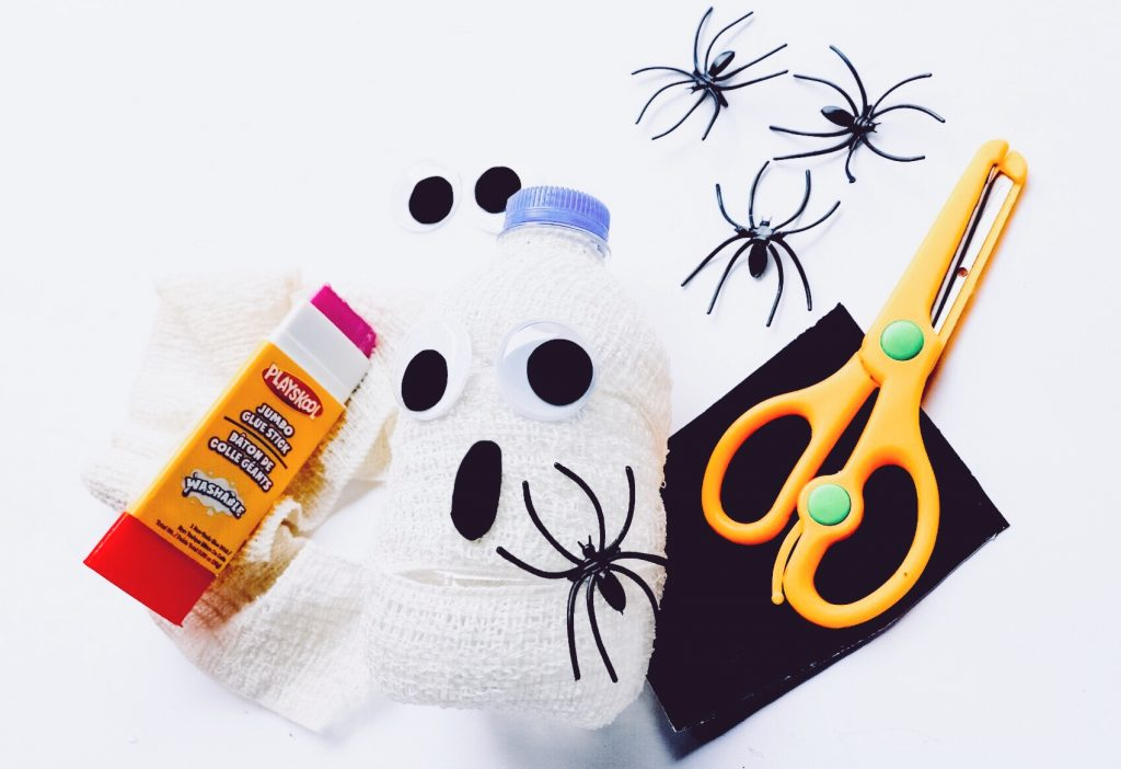 Quick Halloween Craft for Preschoolers