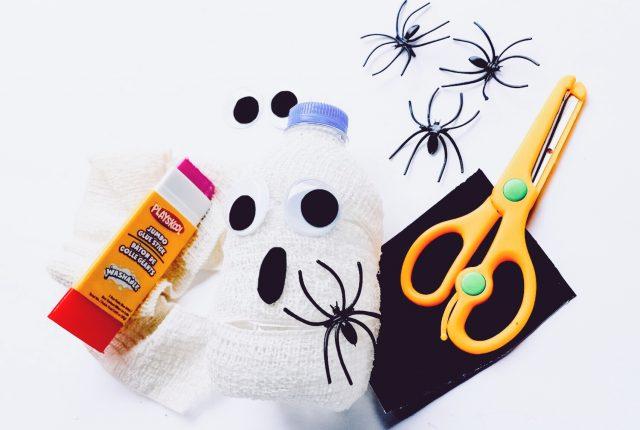 Quick Halloween Craft for Preschoolers