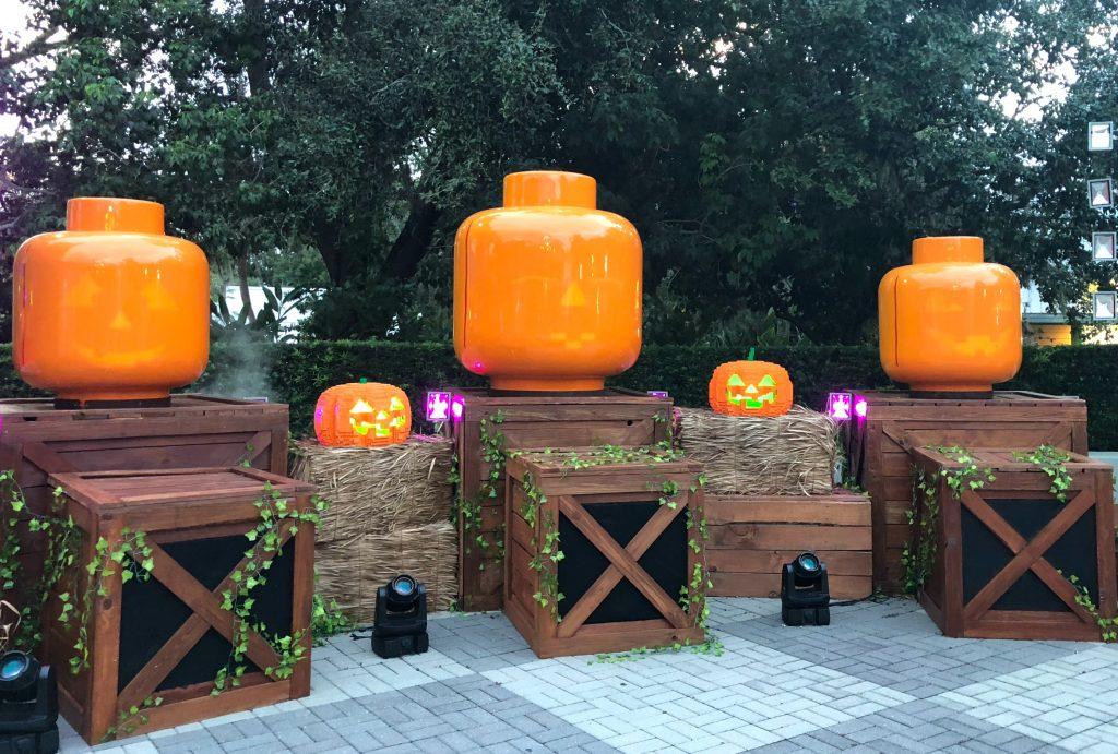Jammin Jack-O-Lanterns Show LEGOLAND