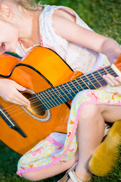 5 Benefits of Music Lesson for Kids and Why We Choose Guitar Center
