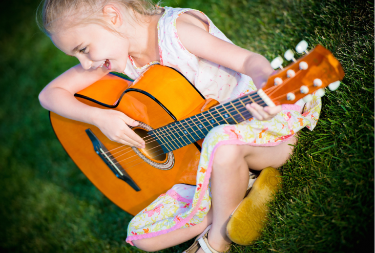 5 Benefits of Music Lessons for Kids and Why We Choose Guitar Center