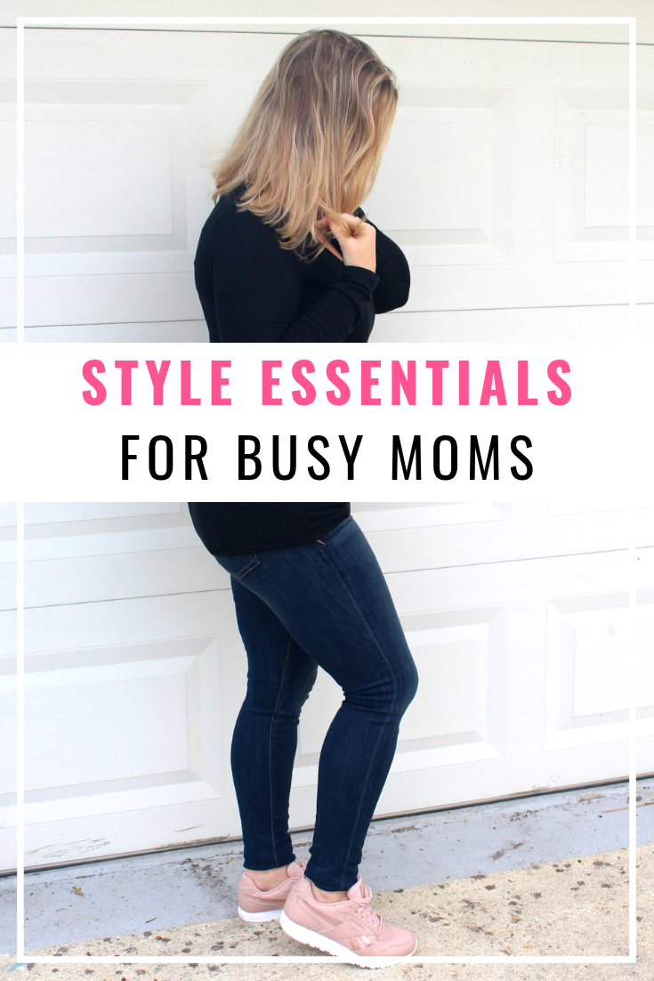Must-Have Wardrobe Essentials to Look Stylish in a Hurry as a Busy Mom