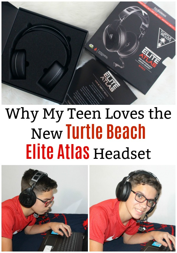 Why My Teen loves the New Headset