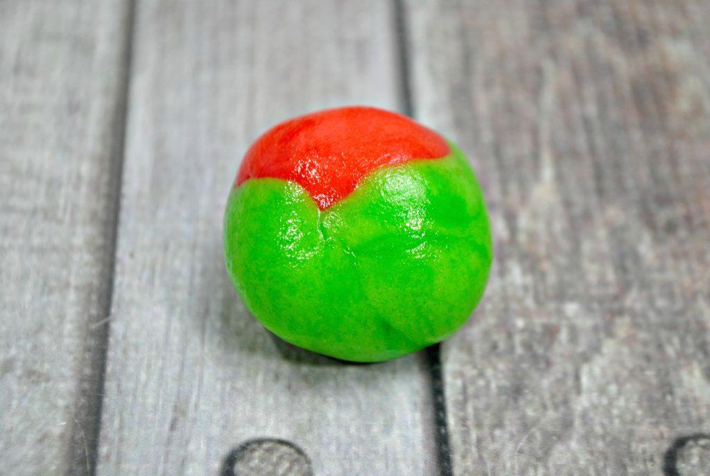 Christmas Cookie Dough Ball