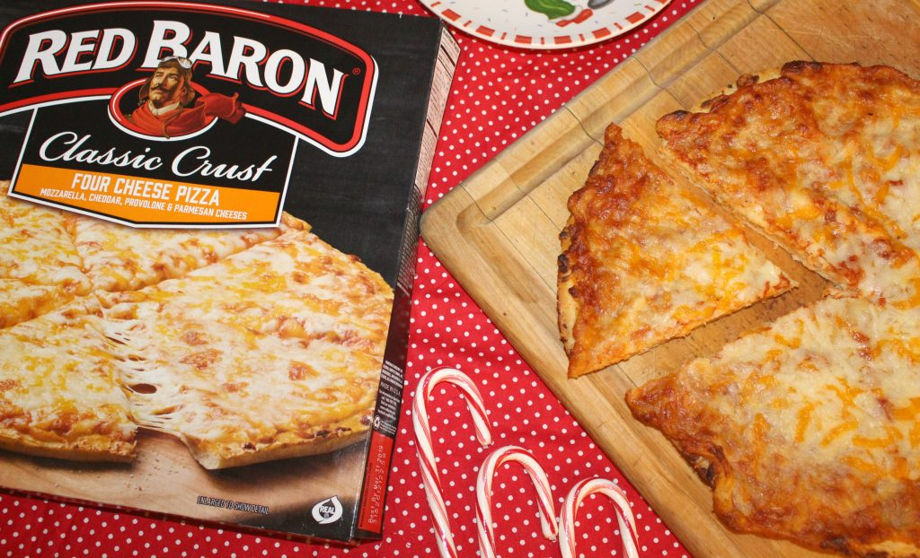 Pizza Party with Red baron Pizza
