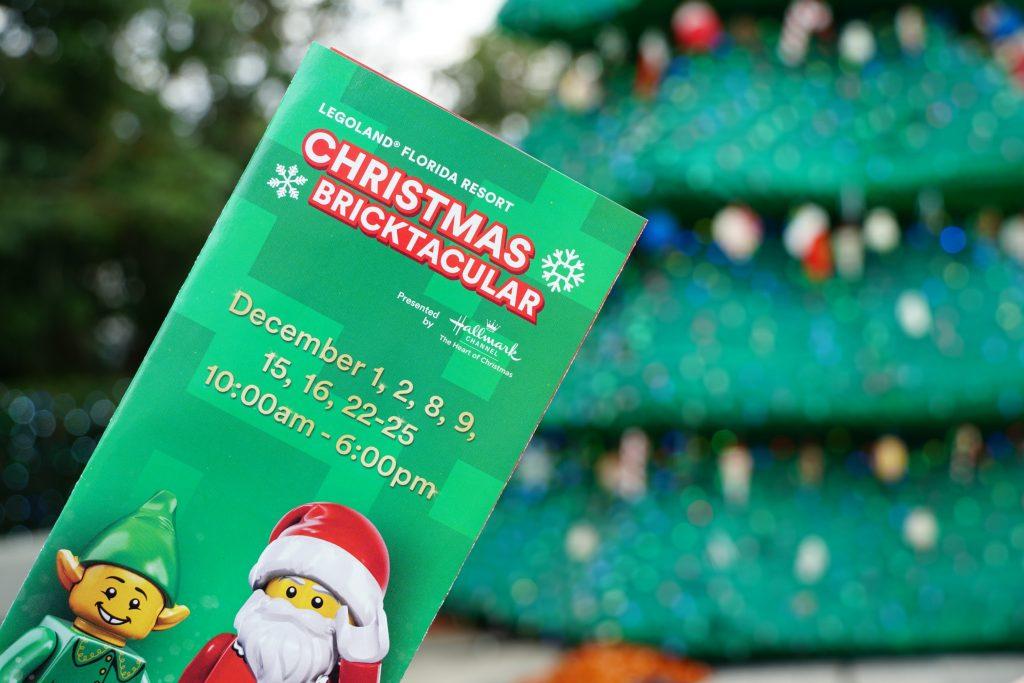 Christmas at Legoland Florida