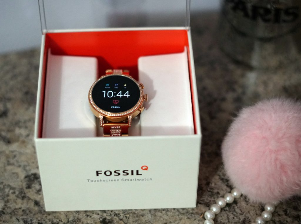 Fossil Smart Watch Gift Idea