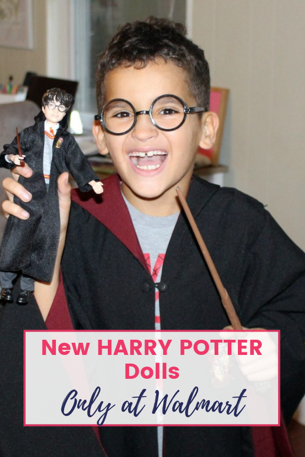 Harry Potter Dolls