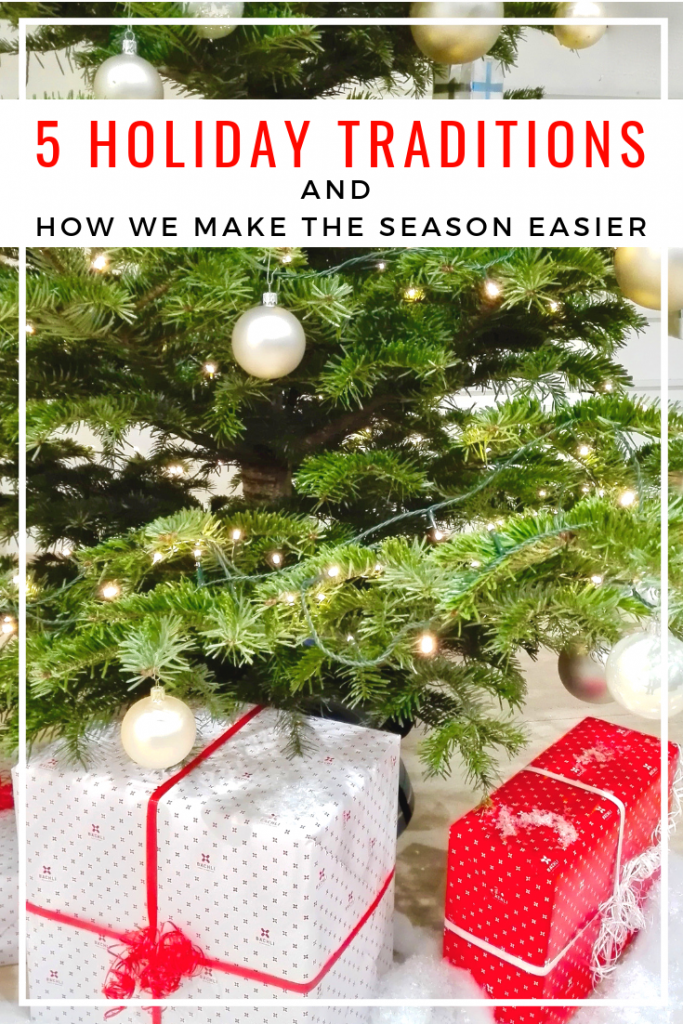 Holiday Traditions tips