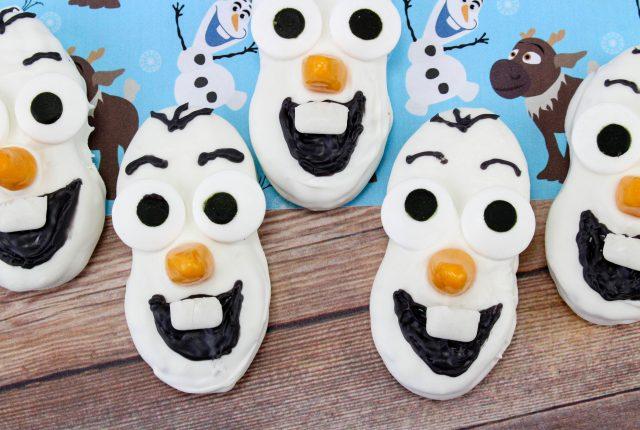 Olaf Cookies Recipe