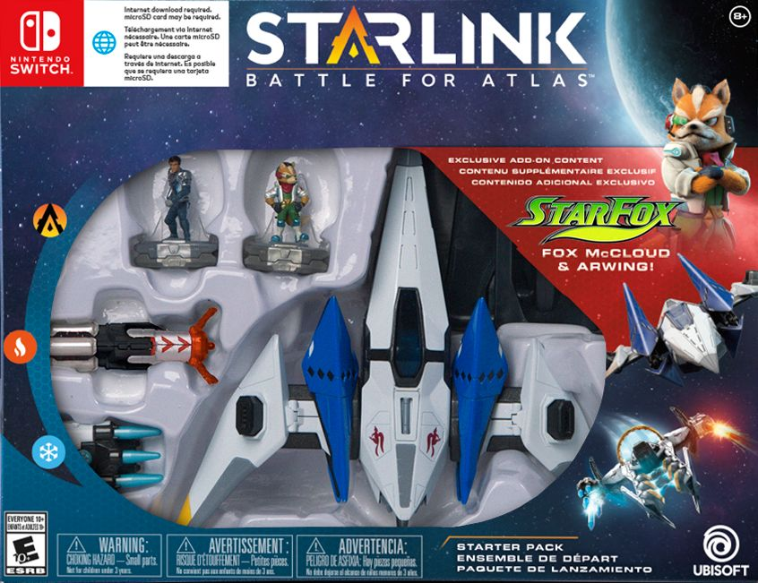 Starlink Battle for Atlas Switch