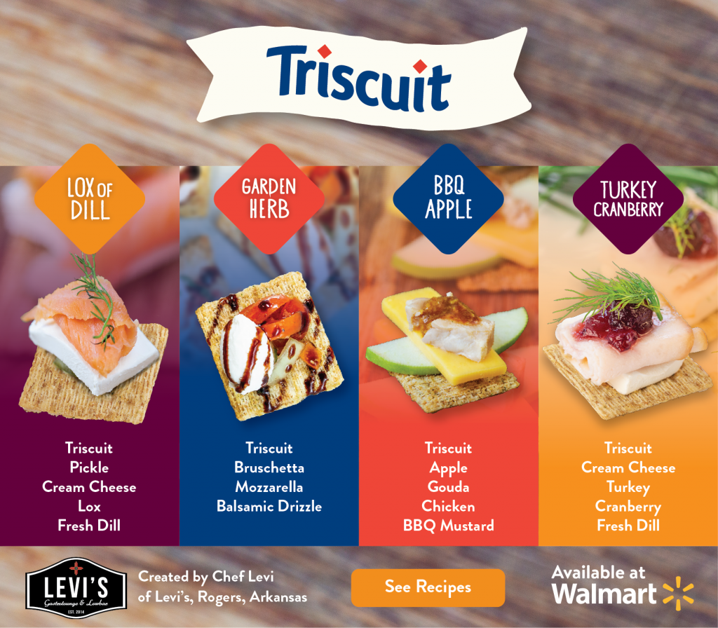 Triscuit Recipes