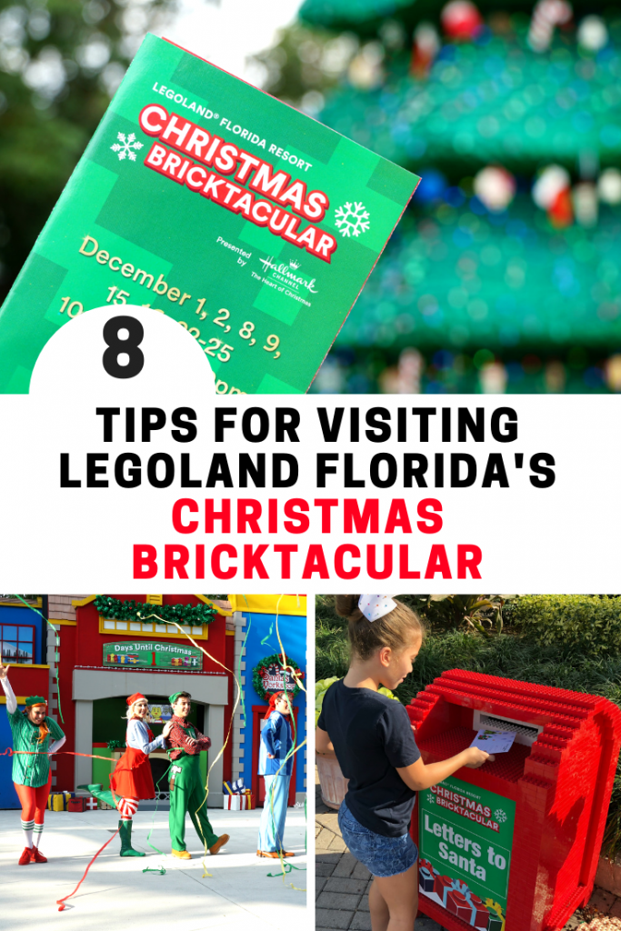 Tips for Visiting Legoland Florida Holiday Event