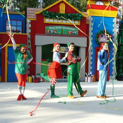 Legoland Florida Christmas Show