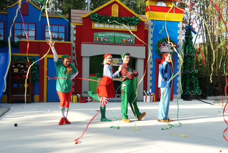 LEGOLAND Florida – A Christmas Bricktacular Event Built for Kids