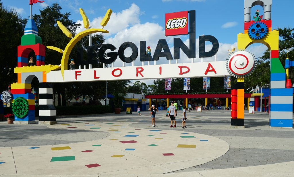 Legoland Florida Holiday Event