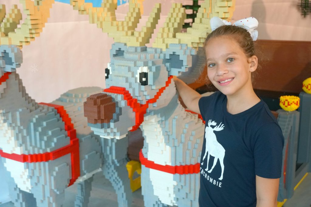 Legoland Florida holiday photos