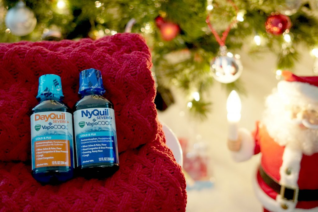 Vicks for moms sick holiday