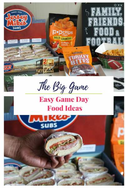 Host a Delicious Party with These Easy Game Day Food Ideas