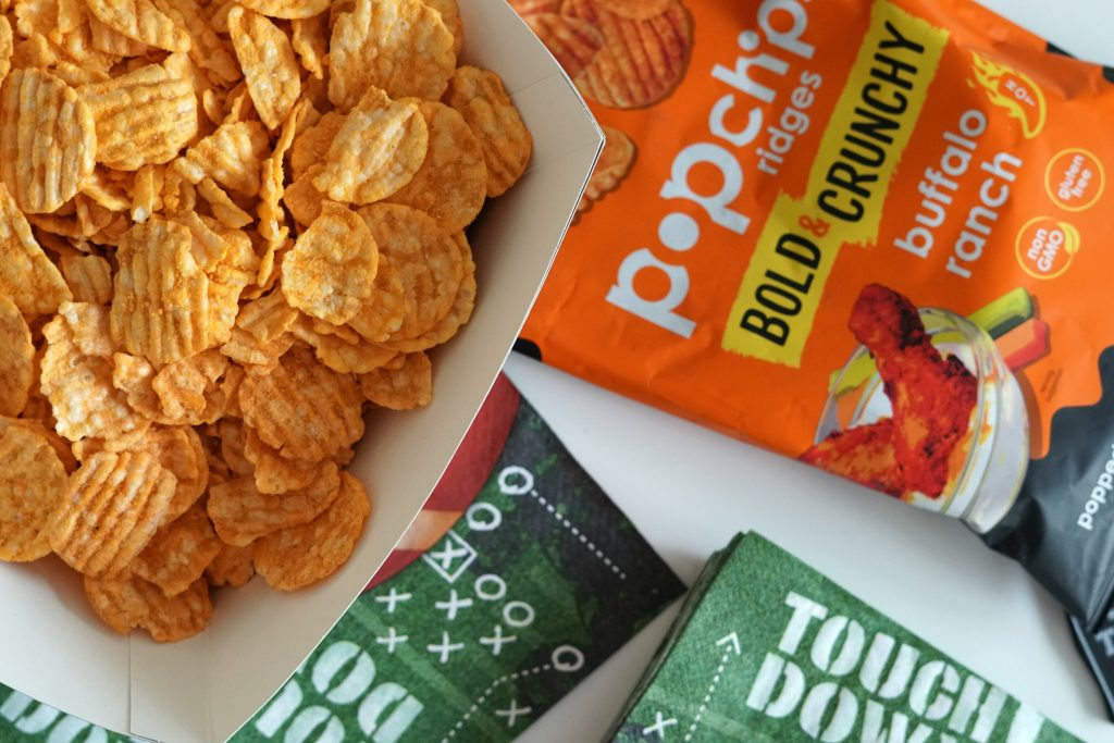 popchips for game day