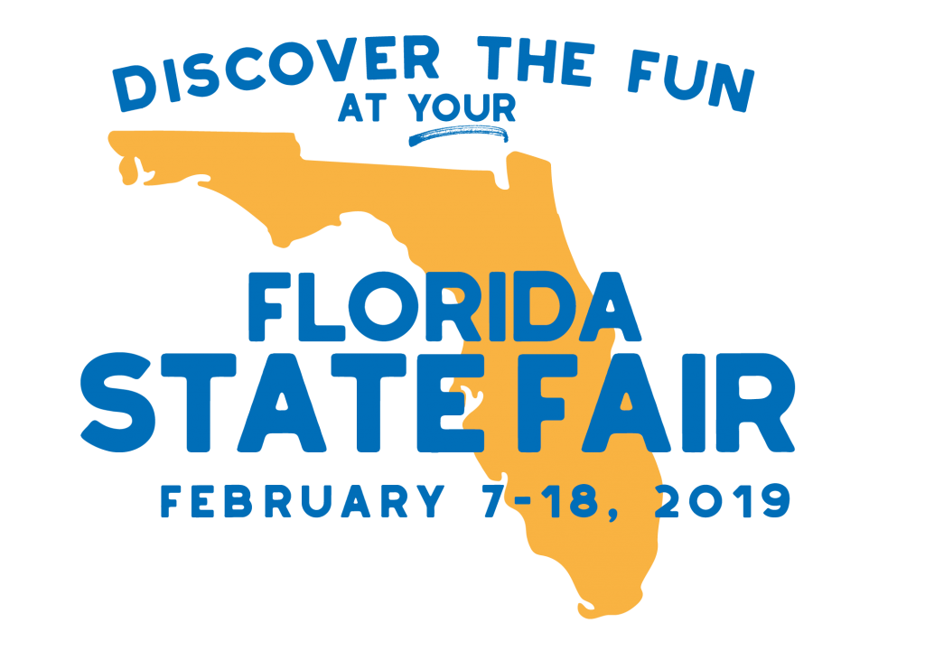 Florida State Fair 2019 Logo