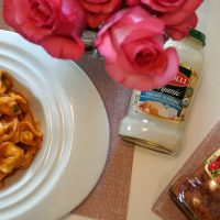 Creamy Tortellini with Rosa Sauce Recipe