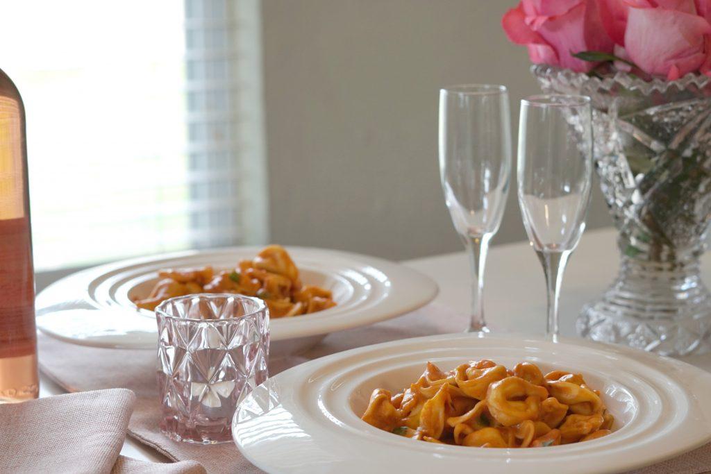 Valentines Dinner Date Idea
