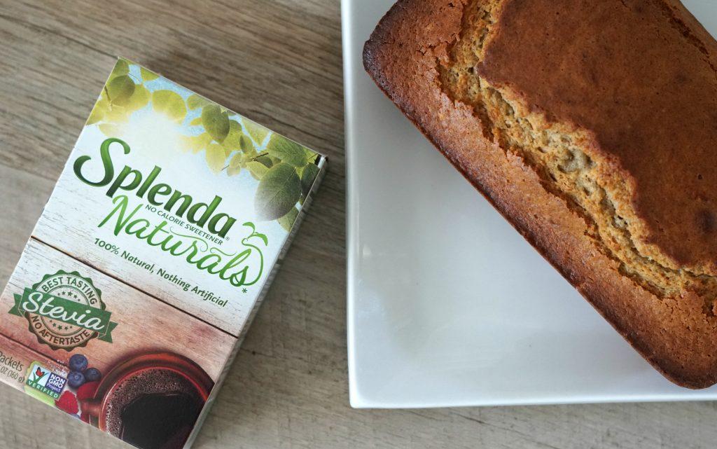 Banana Bread Recipe with Splenda Naturals