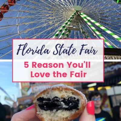 Reasons You'll Love The Florida State Fair