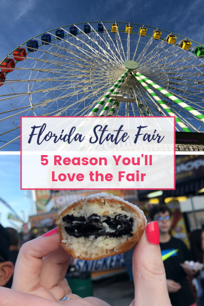 5 Reasons to Visit the Florida State Fair in Tampa this Year