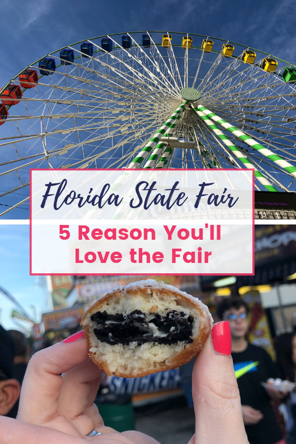 Reasons You'll Love The Florida State Fair
