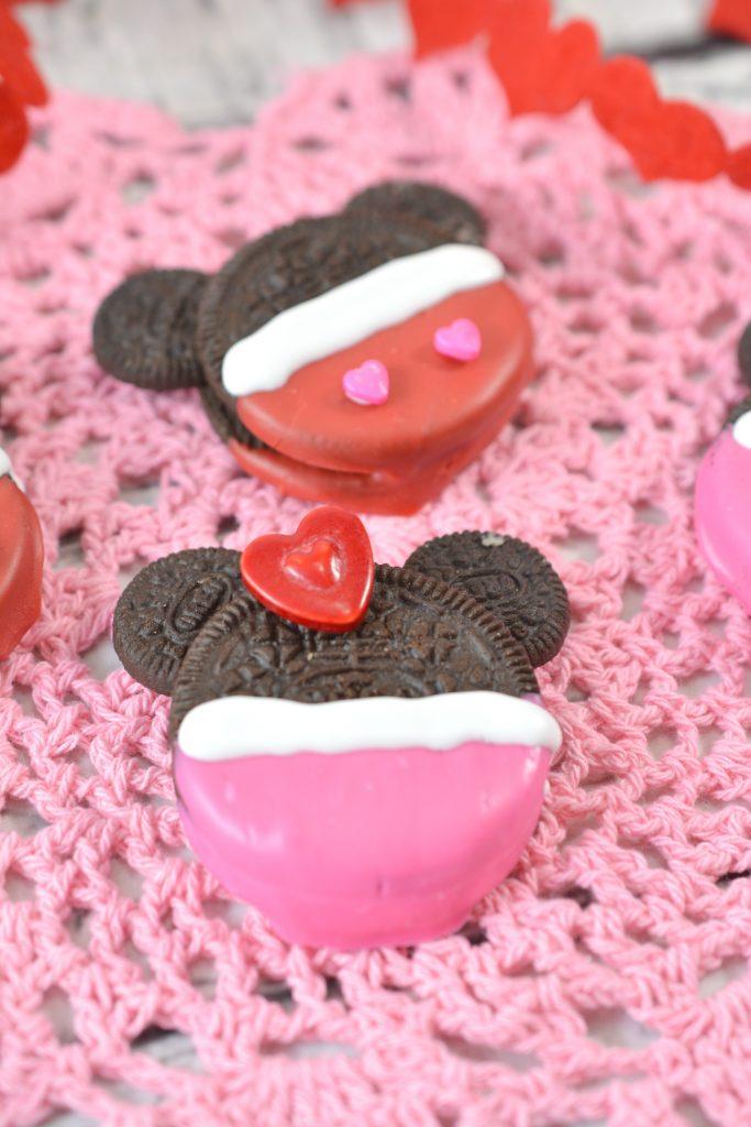 Mickey Oreo Cookies