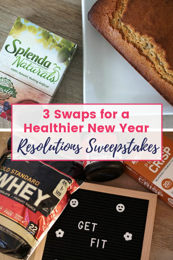 Swaps for Healthier New Year