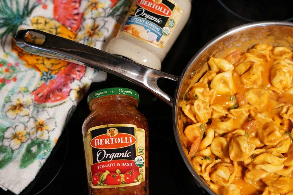 Tortellini in Rosa Sauce Recipe