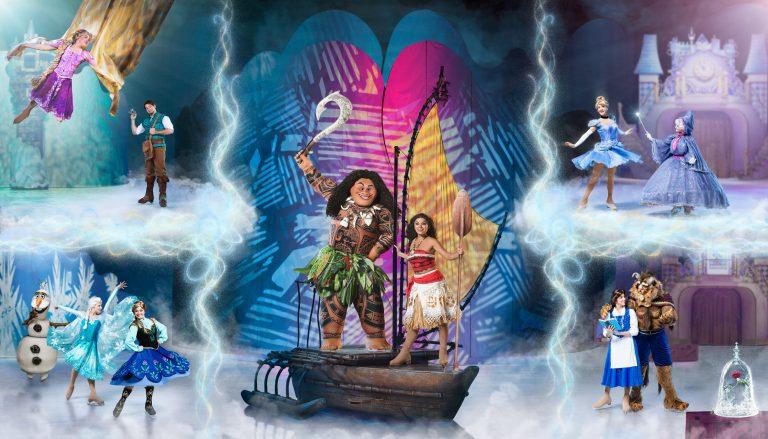 Disney On Ice presents Dare To Dream Tampa Ticket Giveaway