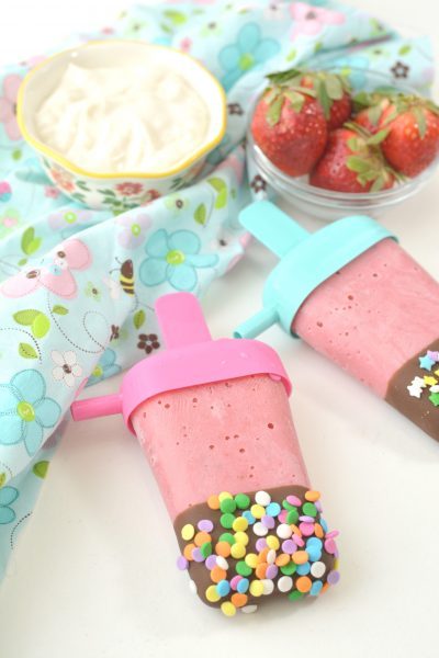 Yogurt Pops Recipe